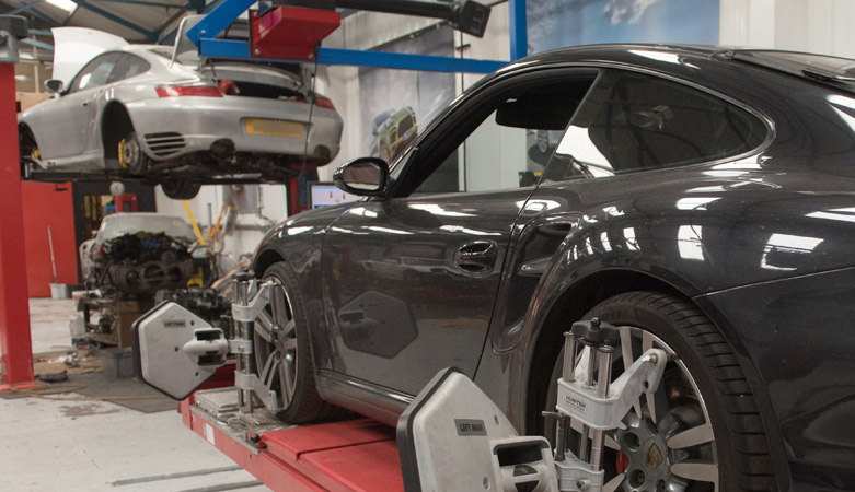 About Ramus Porscha, Porsche servicing specialsts
