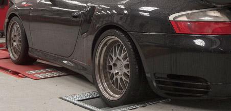 Porsche Macan service options by Ramus
